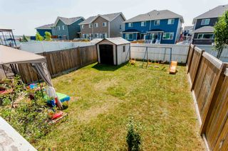Photo 39: 317 Simmonds Way: Leduc House Half Duplex for sale : MLS®# E4254511