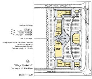 Photo 3: : Black Diamond Mixed Use for sale : MLS®# A1032058