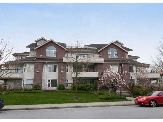 """Main Photo: # 206 1668 GRANT AV in Port Coquitlam: Glenwood PQ Condo for sale in """"GLENWOOD TERRACE"""" : MLS®# V942965"""