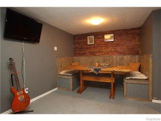 Photo 14: 443 Horace Street in WINNIPEG: St Boniface Residential for sale (South East Winnipeg)  : MLS®# 1528754