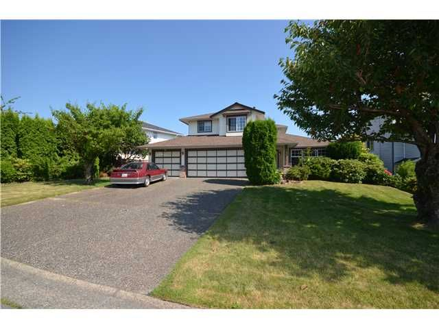 """Main Photo: 2555 COLONIAL Drive in Port Coquitlam: Citadel PQ House for sale in """"CITADEL"""" : MLS®# V964131"""