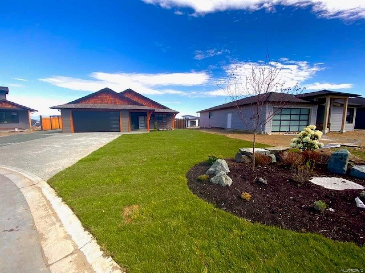 Main Photo: 3561 Wisteria Pl in CAMPBELL RIVER: CR Willow Point House for sale (Campbell River)  : MLS®# 829672