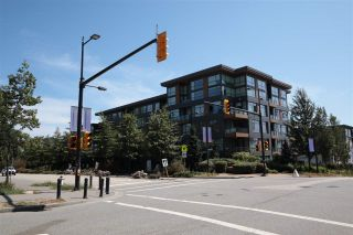 Photo 1: 307 9150 UNIVERSITY HIGH Street in Burnaby: Simon Fraser Univer. Condo for sale (Burnaby North)  : MLS®# R2483480