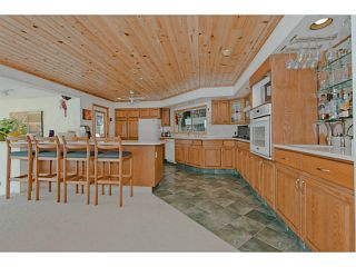 Photo 9: 5730 SUNSHINE FALLS Lane in North Vancouver: Woodlands-Sunshine-Cascade House for sale : MLS®# V1058483