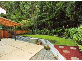 "Photo 18: 1124 JUNIPER Avenue in Port Coquitlam: Lincoln Park PQ 1/2 Duplex for sale in ""LINCOLN PARK"" : MLS®# V1033193"