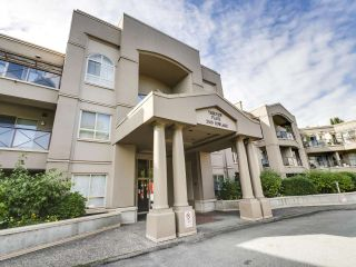 "Main Photo: 207 2109 ROWLAND Street in Port Coquitlam: Central Pt Coquitlam Condo for sale in ""PARKVIEW PLACE"" : MLS®# R2542754"