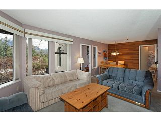 Photo 2: 14 4725 SPEARHEAD Drive in Whistler: Benchlands Townhouse for sale : MLS®# V1064943