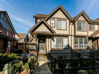 "Photo 1: 18 14877 60TH Avenue in Surrey: Sullivan Station Townhouse for sale in ""Lumina"" : MLS®# F1403284"