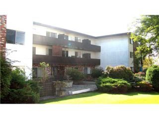 """Photo 1: 112 910 5TH Avenue in New Westminster: Uptown NW Condo for sale in """"GROSVENOR COURT"""" : MLS®# V856144"""