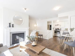 """Photo 8: 735 W 7TH Avenue in Vancouver: Fairview VW Townhouse for sale in """"The Fountains"""" (Vancouver West)  : MLS®# R2544086"""