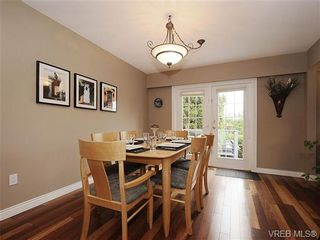 Photo 6: 2320 Hollyhill Pl in VICTORIA: SE Arbutus Half Duplex for sale (Saanich East)  : MLS®# 652006