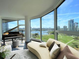 """Main Photo: 11C 199 DRAKE Street in Vancouver: Yaletown Condo for sale in """"CONCORDIA 1"""" (Vancouver West)  : MLS®# R2617280"""