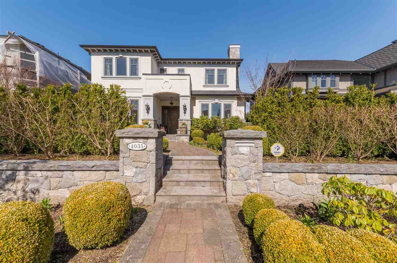 Main Photo: 4035 W 28TH Avenue in Vancouver: Dunbar House for sale (Vancouver West)  : MLS®# R2558362