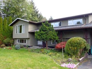 Photo 1: 1215 Gilley Cres in FRENCH CREEK: PQ French Creek House for sale (Parksville/Qualicum)  : MLS®# 654032
