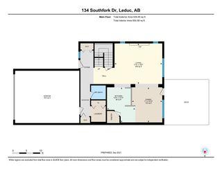 Photo 42: 134 SOUTHFORK Drive: Leduc House for sale : MLS®# E4262309
