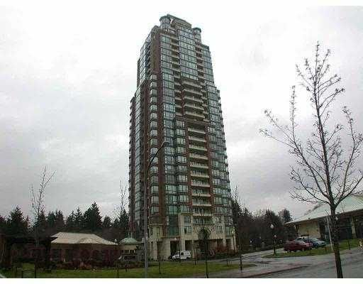 """Main Photo: 1506 6837 STATION HILL DR in Burnaby: South Slope Condo for sale in """"THE CLARIDGES"""" (Burnaby South)  : MLS®# V543290"""