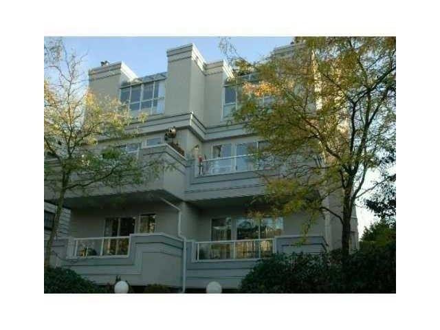 Main Photo: # 202 2546 W 4TH AV in Vancouver: Kitsilano Condo for sale (Vancouver West)  : MLS®# V1078726