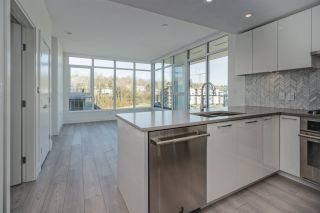 """Photo 1: 703 3581 E KENT AVENUE NORTH in Vancouver: South Marine Condo for sale in """"Avalon 2"""" (Vancouver East)  : MLS®# R2438211"""
