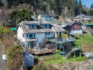 Main Photo: 5696 S Island Hwy in : CV Union Bay/Fanny Bay House for sale (Comox Valley)  : MLS®# 871499