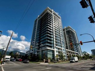 Photo 1: 501 1320 CHESTERFIELD Avenue in North Vancouver: Central Lonsdale Condo for sale : MLS®# R2163922