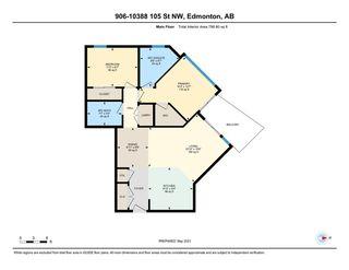 Photo 28: 906 10388 105 Street in Edmonton: Zone 12 Condo for sale : MLS®# E4243518