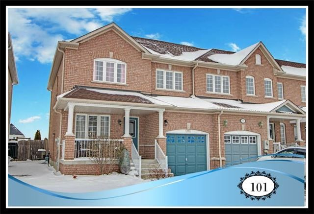 Main Photo: 101 Miramar Dr in markham: Freehold for sale : MLS®# N4015705