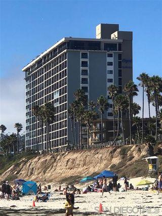 Photo 1: PACIFIC BEACH Condo for sale : 2 bedrooms : 4767 Ocean Blvd. #801 in San Diego