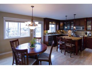 """Photo 2: 8160 DOROTHEA Court in Mission: Mission BC House for sale in """"CHERRY RIDGE ESTATES"""" : MLS®# F1431815"""