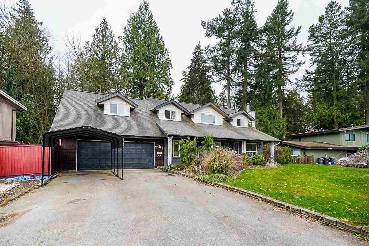 """Main Photo: 20068 41A Avenue in Langley: Brookswood Langley House for sale in """"Brookswood"""" : MLS®# R2558528"""