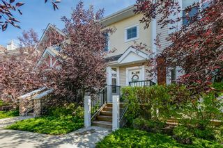 Main Photo: 77 West Springs Lane SW in Calgary: West Springs Row/Townhouse for sale : MLS®# A1143620