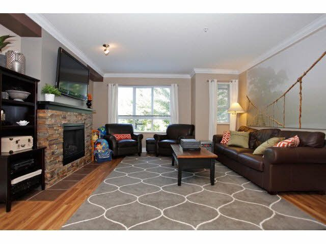 """Photo 6: Photos: 23 6747 203RD Street in Langley: Willoughby Heights Townhouse for sale in """"SAGEBROOK"""" : MLS®# F1421612"""