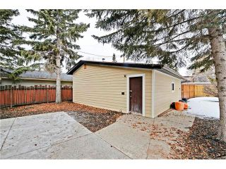 Photo 24: 6615 LETHBRIDGE Crescent SW in Calgary: Lakeview House for sale : MLS®# C4050221