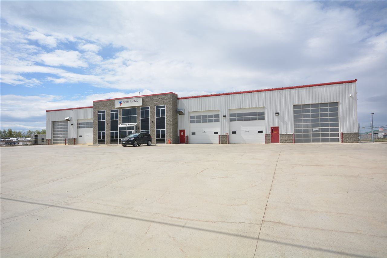 Main Photo: 8624 68 Street in Fort St. John: Fort St. John - City SE Industrial for sale (Fort St. John (Zone 60))  : MLS®# C8030541