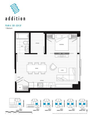 """Photo 20: 1205 1133 HORNBY Street in Vancouver: Downtown VW Condo for sale in """"ADDITION"""" (Vancouver West)  : MLS®# R2248327"""
