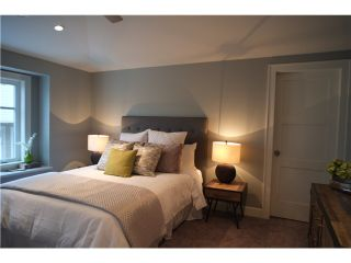 Photo 11: 336 W 14TH Avenue in Vancouver: Mount Pleasant VW Townhouse  (Vancouver West)  : MLS®# V1049549