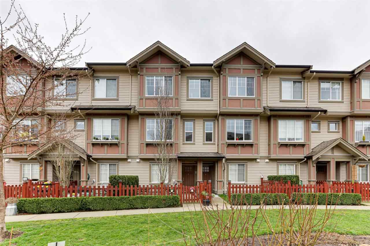 """Main Photo: 15 10151 240 Street in Maple Ridge: Albion Townhouse for sale in """"ALBION STATION"""" : MLS®# R2559618"""
