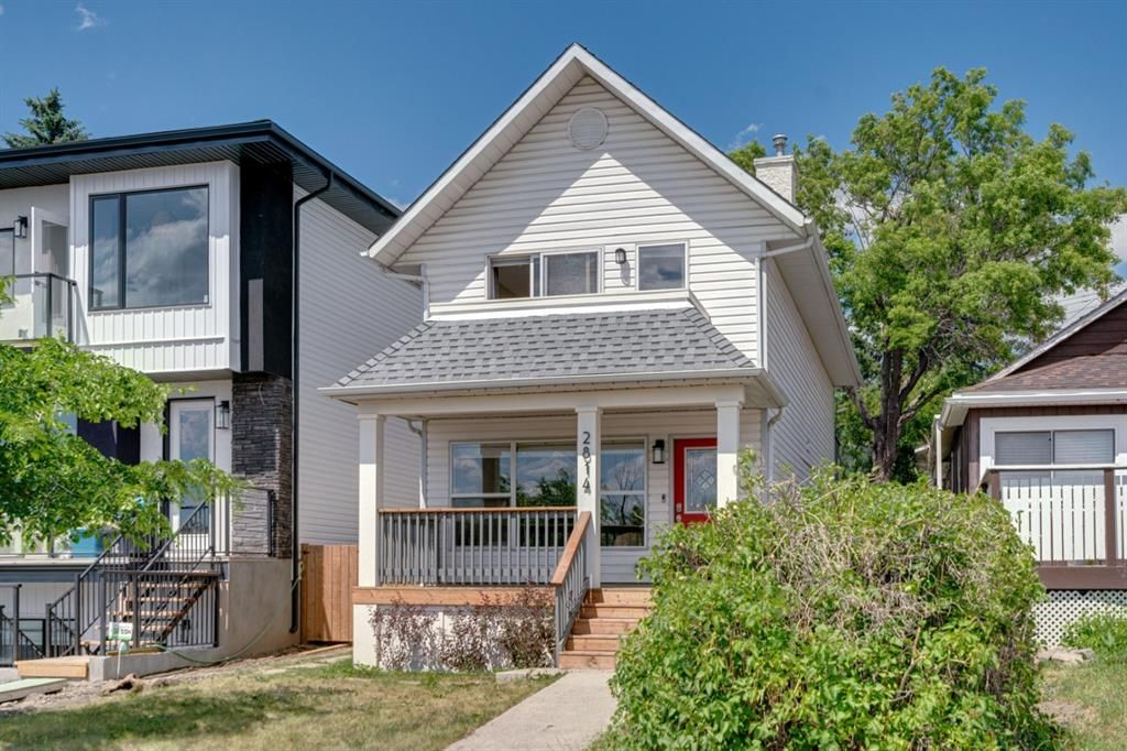 Main Photo: 2814 12 Avenue SE in Calgary: Albert Park/Radisson Heights Detached for sale : MLS®# A1123286