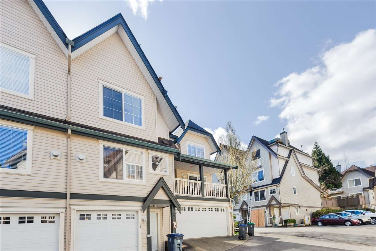 "Main Photo: 17 15355 26 Avenue in Surrey: King George Corridor Townhouse for sale in ""SouthWind"" (South Surrey White Rock)  : MLS®# R2574952"