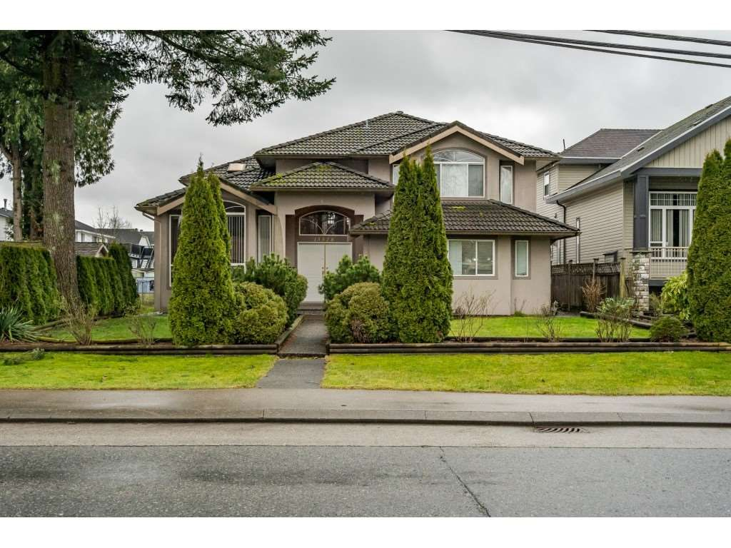 Main Photo: 13328 84 Avenue in Surrey: Queen Mary Park Surrey House for sale : MLS®# R2533786