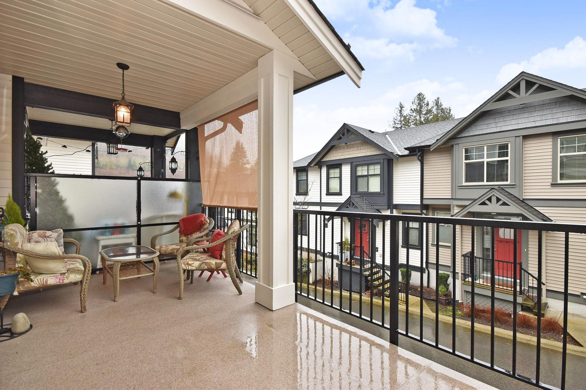"""Photo 19: Photos: 4 35298 MARSHALL Road in Abbotsford: Abbotsford East Townhouse for sale in """"Eagles Gate"""" : MLS®# R2434344"""