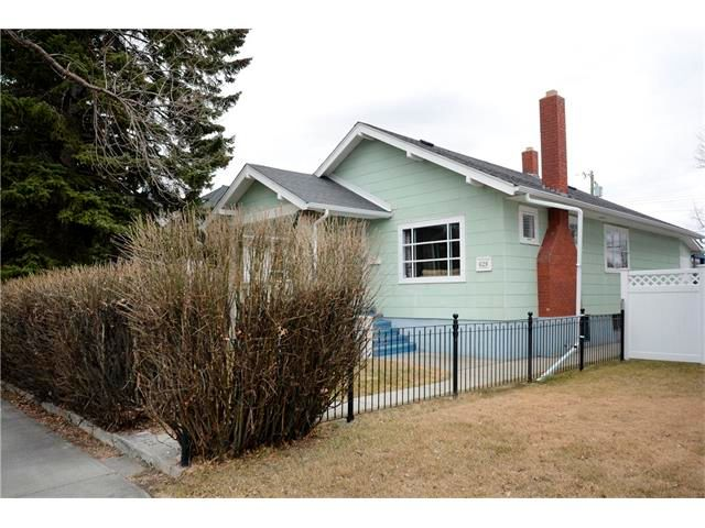 Main Photo: 629 11 Avenue NE in Calgary: Renfrew House for sale : MLS®# C4055982