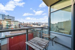"Photo 21: 907 38 W 1ST Avenue in Vancouver: False Creek Condo for sale in ""The One"" (Vancouver West)  : MLS®# R2552477"