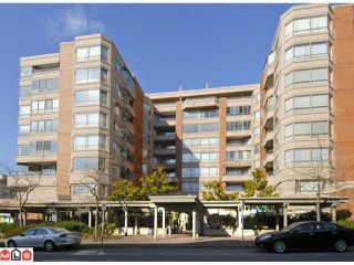 """Photo 1: 711 15111 RUSSELL Avenue: White Rock Condo for sale in """"Pacific Terrace"""" (South Surrey White Rock)  : MLS®# F1425012"""