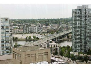 """Photo 2: 2802 930 CAMBIE Street in Vancouver: Yaletown Condo for sale in """"PACIFIC LANDMARK II"""" (Vancouver West)  : MLS®# V1072041"""