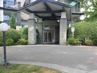 "Photo 1: 306 83 STAR Crescent in New Westminster: Queensborough Condo for sale in ""THE RESIDENCES BY THE RIVER"" : MLS®# R2485408"