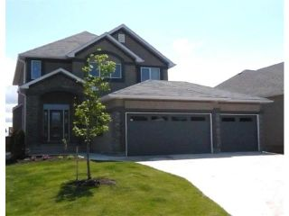 Photo 1: 15 Autumnview Drive in Winnipeg: Residential for sale : MLS®# 1015983