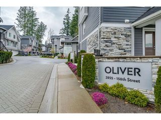"""Photo 3: 24 2855 158 Street in Surrey: Grandview Surrey Townhouse for sale in """"OLIVER"""" (South Surrey White Rock)  : MLS®# R2561310"""