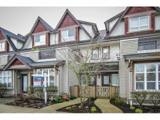 """Photo 1: 52 7155 189 Street in Surrey: Clayton Townhouse for sale in """"BACARA"""" (Cloverdale)  : MLS®# F1420610"""
