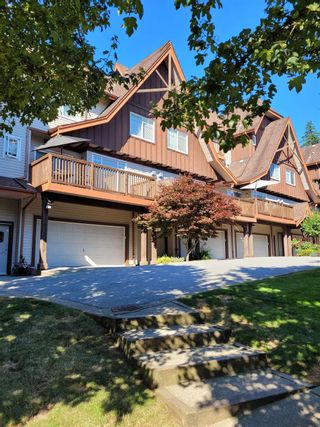 """Photo 1: 68 2000 PANORAMA Drive in Port Moody: Heritage Woods PM Townhouse for sale in """"MOUNTAINS EDGE"""" : MLS®# R2592495"""