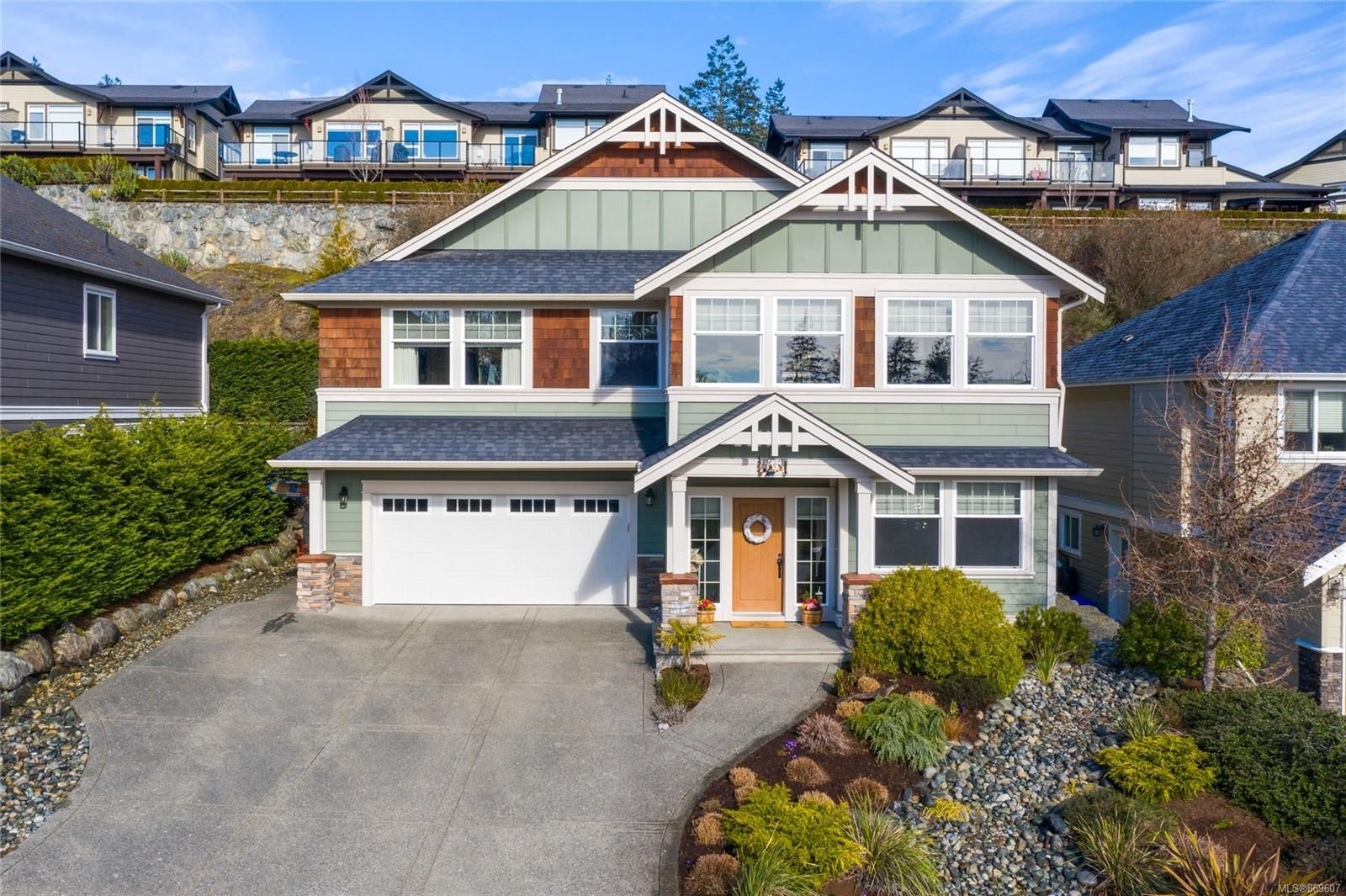 Main Photo: 6970 Brailsford Pl in : Sk Broomhill House for sale (Sooke)  : MLS®# 869607